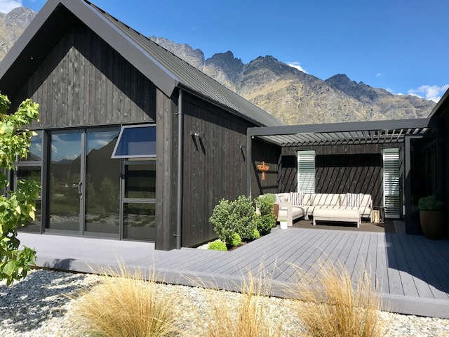 Grey Vault - Queenstown